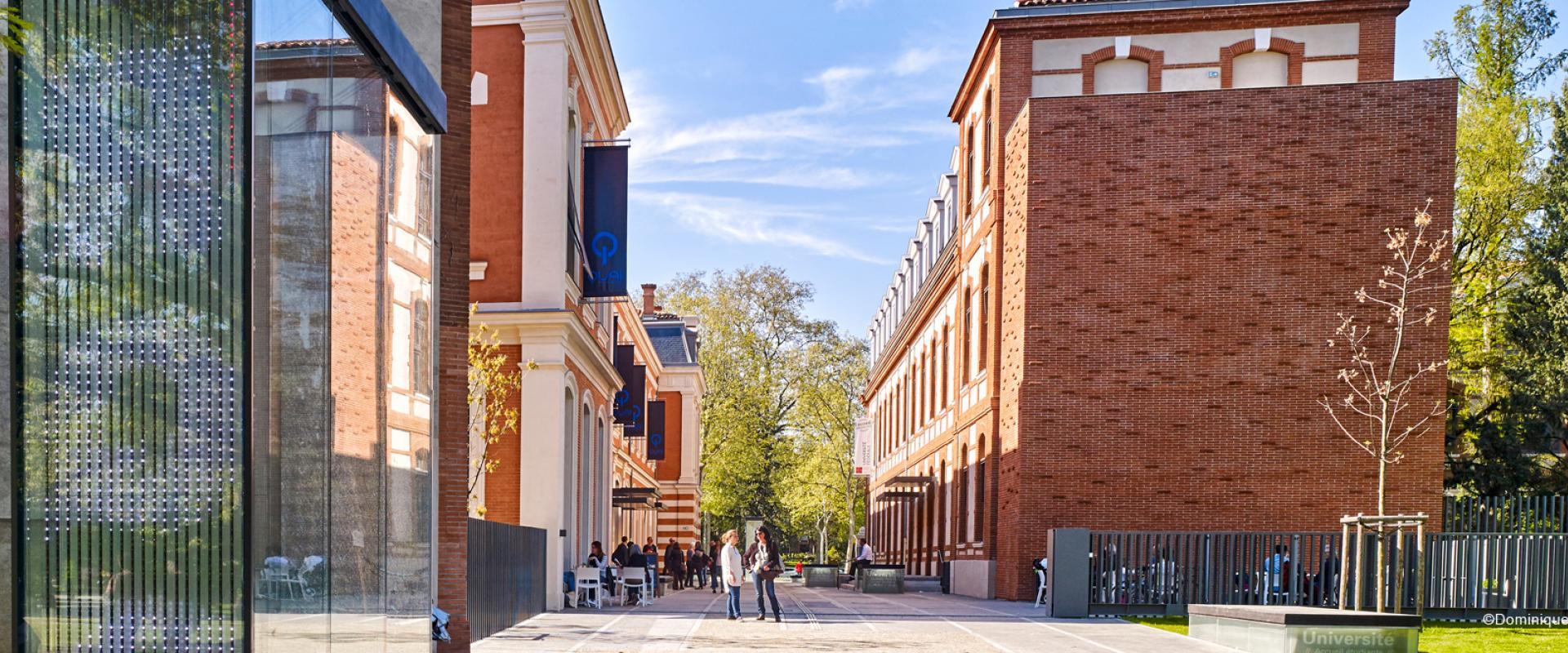 Choisir Toulouse - Capitale Savante