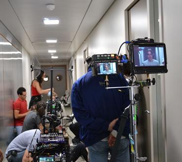 Proposer un décor pour un tournage