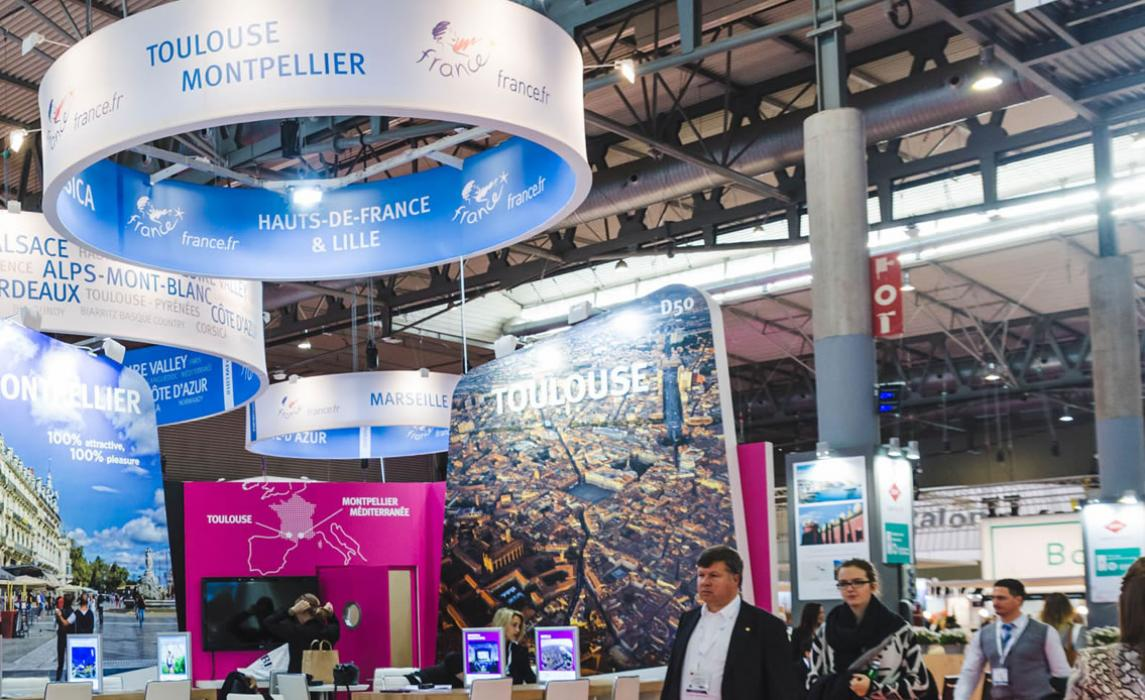 Stand Toulouse salon IBTM