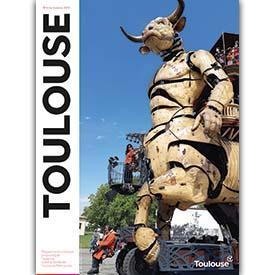 Magazine TOULOUSE, été-automne 2021