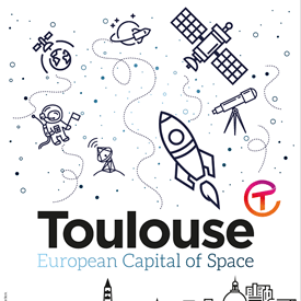 Toulouse, European capital of space