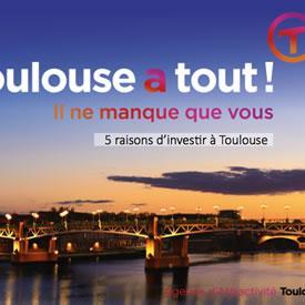 Présentation économique de Toulouse