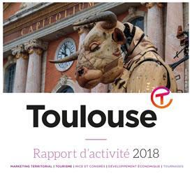 Rapport d'activité 2018 de l'Agence d'attractivité