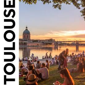 Magazine touristique Toulouse
