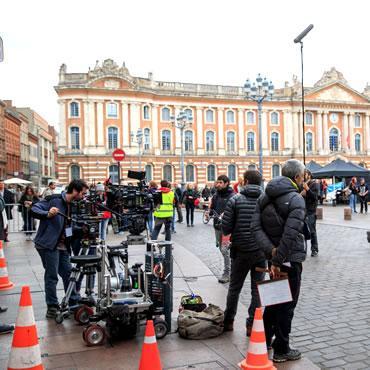 Bureau des Tournages de Toulouse Métropole